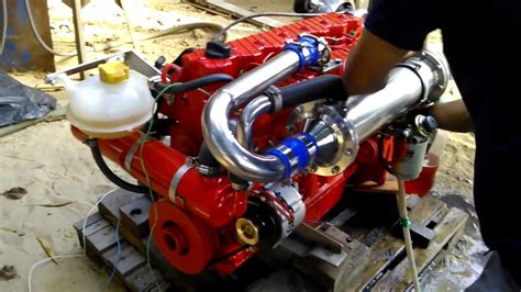 motor mwm sprint 6 07 tca marinizado 6 cilindros turbo aftercooler youtube