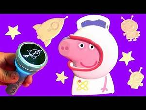 New Peppa Pig Space Astronaut Case Adventure for Kids ...