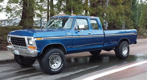 1979 ford f250 4x4 cab classic ford f 250 1979 for sale
