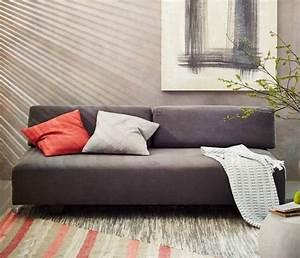 Plaid Canapé Gris : 10 id es pour mettre en valeur un canap gris dans le salon e zine ~ Teatrodelosmanantiales.com Idées de Décoration