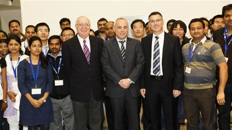 Joint research programs advance with UK, China, India ...