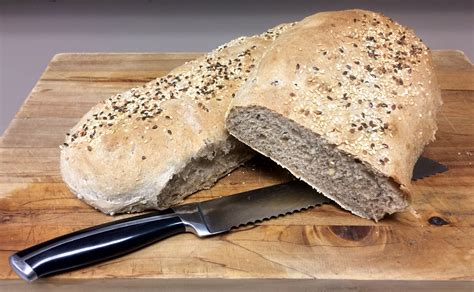 Pour into a pan filled with slightly salted cold water and bring to a boil. Bread with Sprouted Roasted Barley | Davis Food ...
