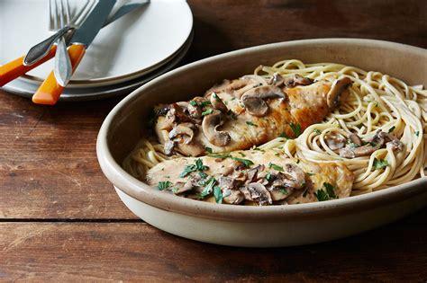 marsala cuisine easy weeknight chicken marsala recipe