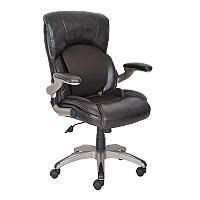 Serta Myfit Managers Chair by Pin By Eubanks On Gettin Organized