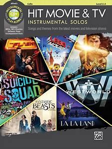 Sheet music: Hit Movie & TV Instrumental Solos for Strings ...