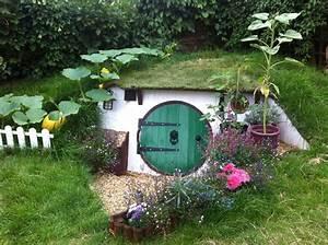 Selber Ein Haus Bauen : so kannst du ein hobbit haus selber bauen ideen garten pinterest haus selber bauen hobbit ~ Bigdaddyawards.com Haus und Dekorationen