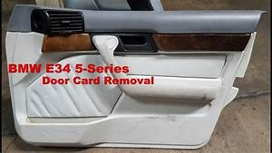 Front Door Card Removal Bmw E34 M5 540i 530i 535i