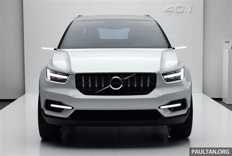 Gallery Volvo 401 Concept Previews All New Xc40 Image 497363