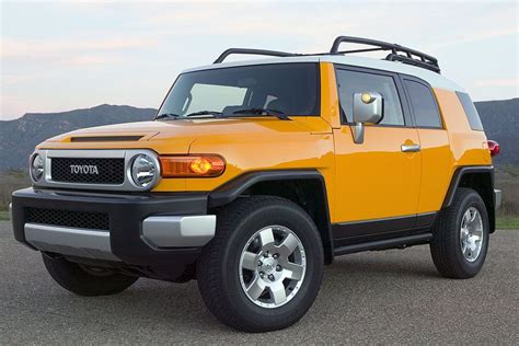 Toyota Fj Cruiser Specs by 2007 Toyota Fj Cruiser Reviews Specs And Prices Cars