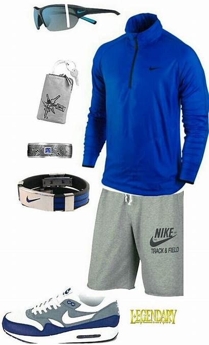 Nike Athletic Workout Wear Outfits Apparel Mens