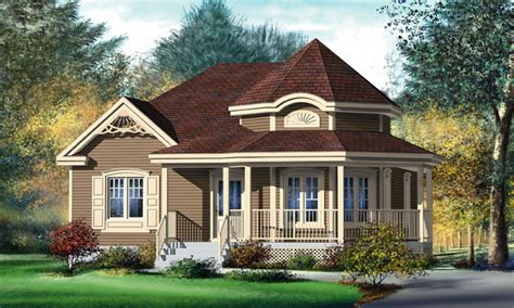 single house plans with wrap around porch small style house plans modern style