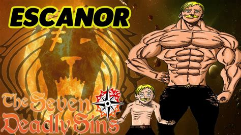 top  facts escanor   deadly sins nanatsu