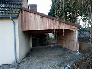 comment construire un garage en bois l39impression 3d With construire son garage en bois