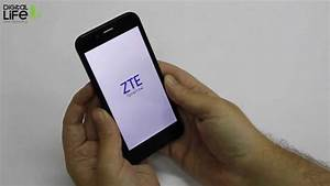 Zte Blade A460 Hands-on Review  Greek