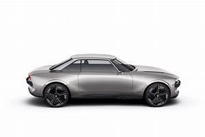 Peugeot E Concept : peugeot e legend concept takes retro design ~ Melissatoandfro.com Idées de Décoration