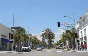 Rodeo Drive Beverly Hills CA
