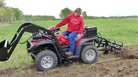 ATV Equipment for Property Management