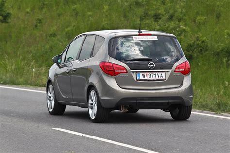 Opel Meriva by Test Opel Meriva 1 4 Ecoflex Turbo Cosmo Alles Auto