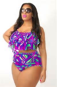 Cute Cheap Plus Size Bathing Suits Photo