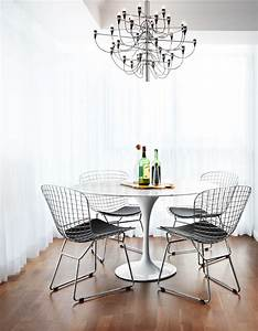 10 Stylish Bertoia Chair Dining Room