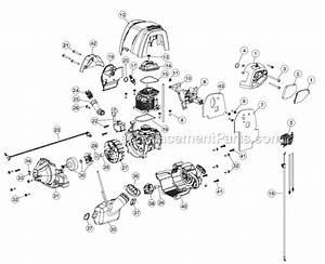 Troy-bilt Tb6040xp Parts List And Diagram