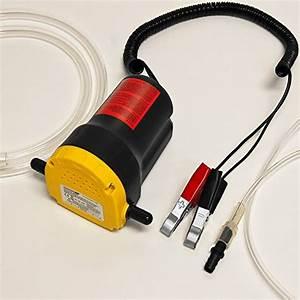 Pompe A Huile Electrique : pompe vidange extraction huile diesel aspiration kit pour vidange auto huile 12v 123autos ~ Gottalentnigeria.com Avis de Voitures