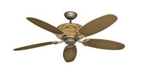 Wicker Ceiling Fans Canada by 52 Inch Tiki Outdoor Tropical Ceiling Fan Leaf Wicker Blades
