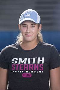 Senior Spotlight: Hayley Carter | Smith Stearns Tennis Academy