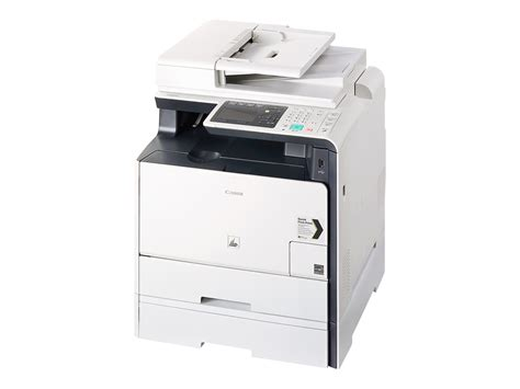 bureau vallee amiens canon i sensys mf8550cdn imprimante multifonctions