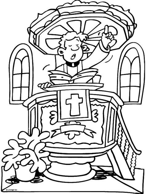 Kleurplaat Kerk by Www Kleurplaten Nl Voor Iedereen Die Graag Kleurt Is