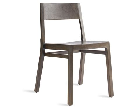 timber stackable dining chair hivemodern