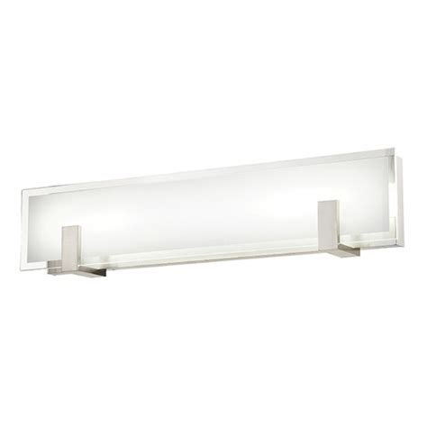 meridien led bathroom vanity wall light ws 57627 bn destination lighting