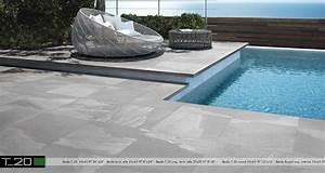 carrelage exterieur et dalle piscine carrelage pour With carrelage exterieur pour piscine