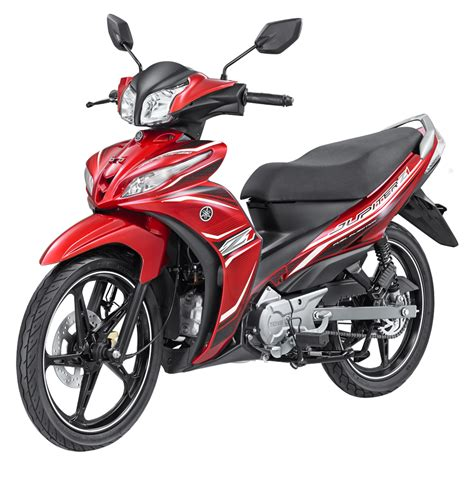 Modif Jupiter Mx Warna Merah by Jupiter Mx Modifikasi Warna Hitam Thecitycyclist