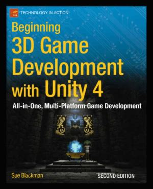 beginning  game development  unity   edition