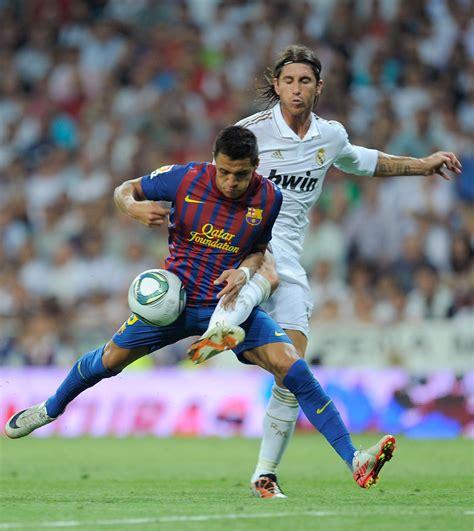 Sergio Ramos, Alexis Sanchez - Sergio Ramos Photos - Real ...