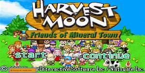 Cheat Harvest Moon Gba Work 100hanya Work Di Gba Emulator