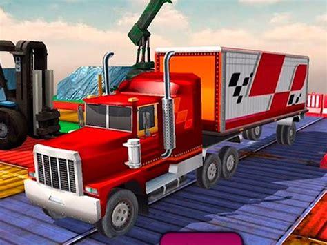 Elige tu juego favorito, y diviértete! Impossible Truck Driving Simulator 3D Juegos de Friv