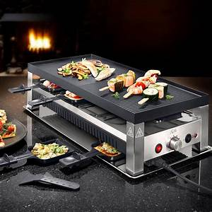 Solis Raclette / Tischgrill / Table Grill 5 in 1 kaufen