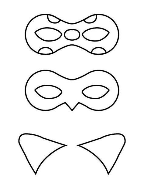 ladybug maske zum ausdrucken einzigartig druckbare