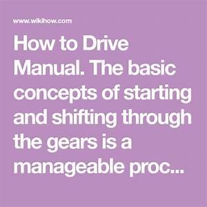 Drive Manual