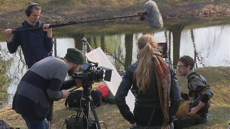 Jēkabpilī studenti uzņem īsfilmu