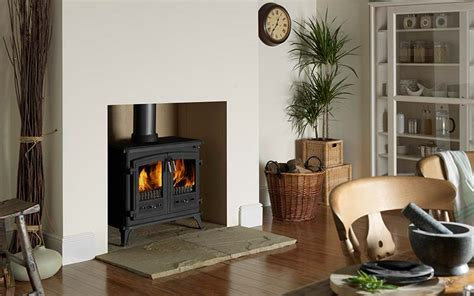 Masport Westcott 3000 Freestanding Cast Iron Radiant Wood