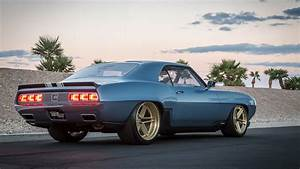 1969 Ringbrothers Chevrolet Camaro G-Code Wallpapers & HD