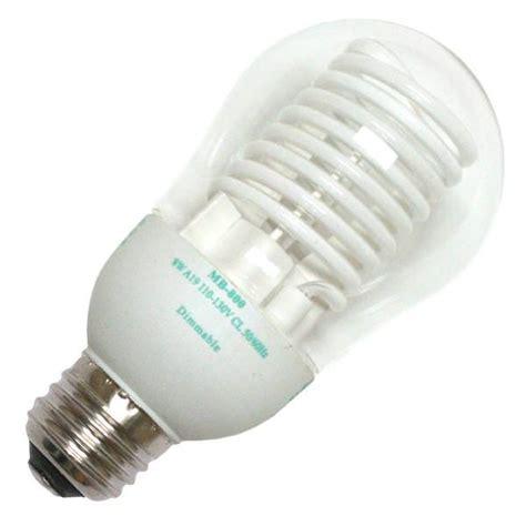 litetronics 45770 mb 800dl 8w a19 cl lw cold cathode
