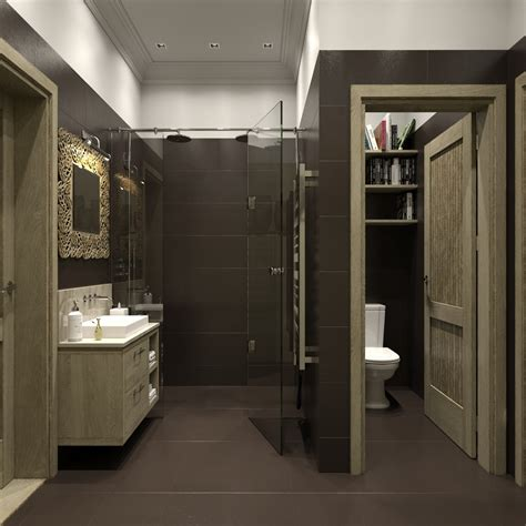 Bathroom Layout With Separate Toilet by Separate Wc Interior Design Ideas