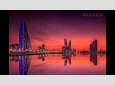 Best Country in the world Bahrain Time lapse Bright