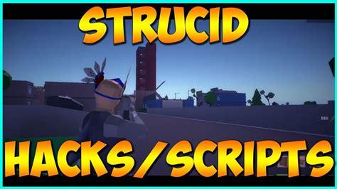 roblox strucid hackscript working  game hub youtube