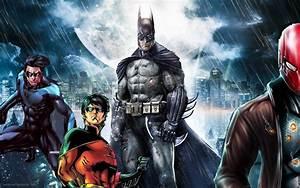 Bat-family VS Symbiote-family - Battles - Comic Vine