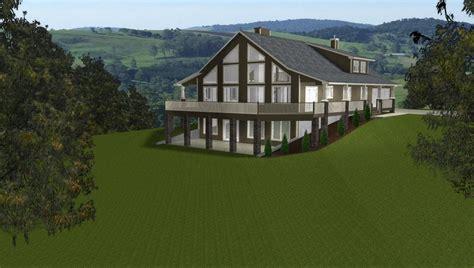 walkout basement home design  decor basement house plans  storey house ranch house plans